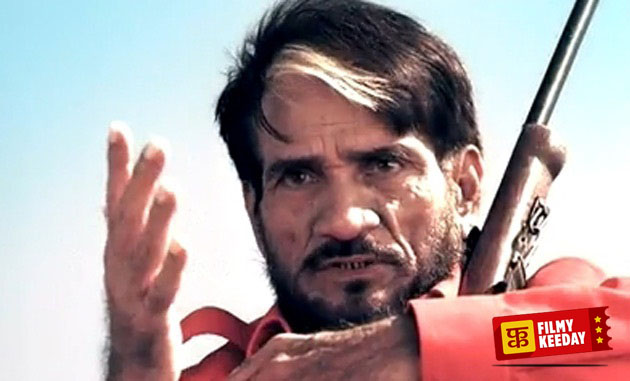 Mac Mohan as Sambha in Sholay