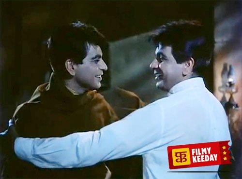 Ram aur Shyam Dilip Kumar Double Role