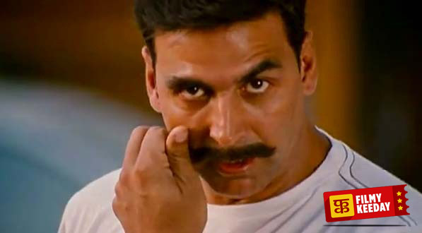 Rowdy Rathore Movie Double Role