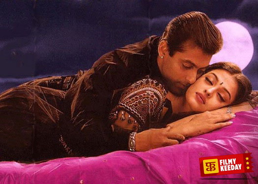 Salman Aishwarya Close in Hum dil De chuke Sanam