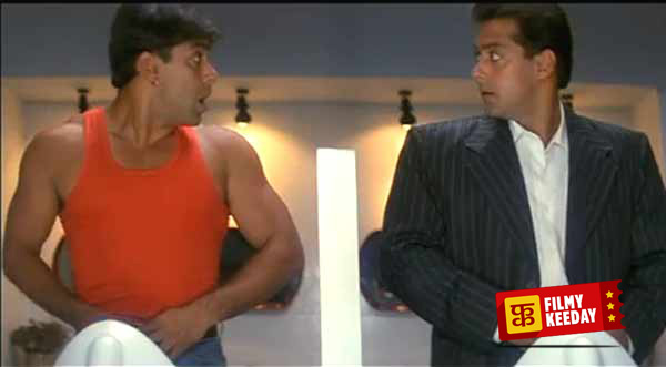 Salman Khan Double Role Judwaa