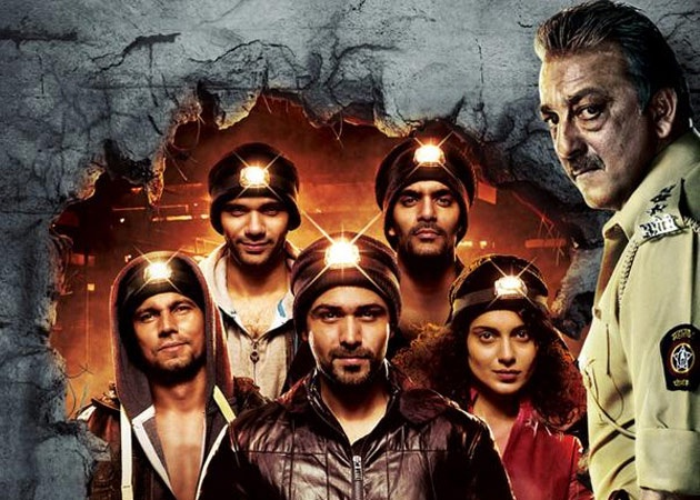 Ungli Poster 2014 film hindi