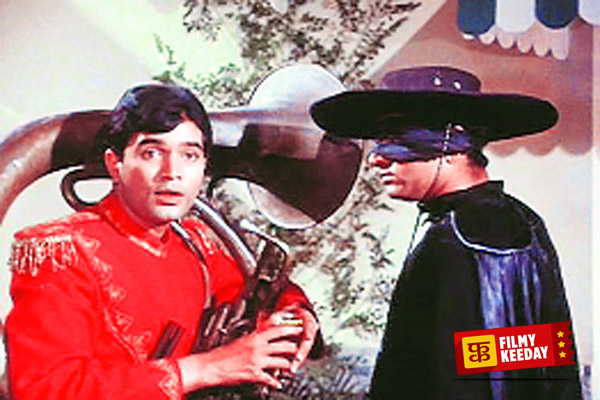 sacha jootha Rajesh khanna Double Role