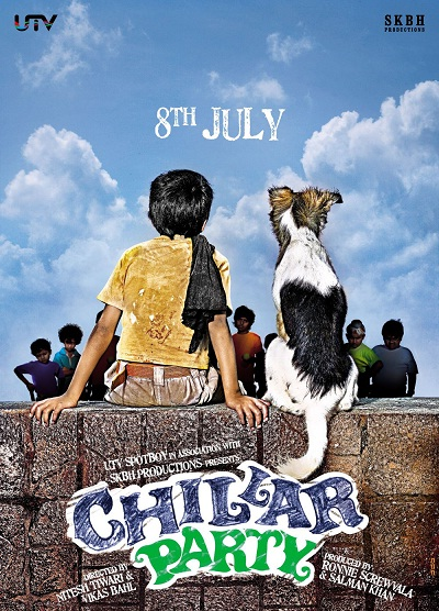 Chillar Party movie for Dog Lovers
