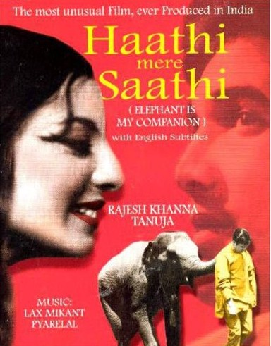 Hathi Mere Sathi movie for animal lovers