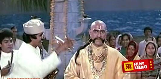 Mahaprabhu in jaadugar Amrish Puri