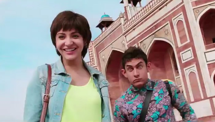 PK Hindi Film Review