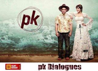 PK Hit Dialogues