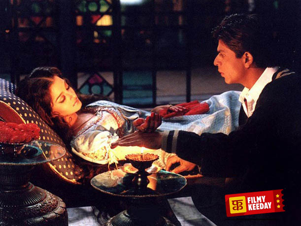 Shahrukh Khan in Devdas