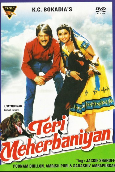 Teri Meherbaniyan movie for dog lovers