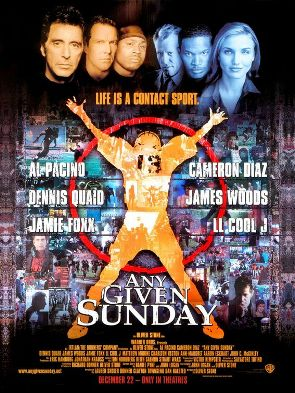 Any_Given_Sunday Hollywood movie on Sports