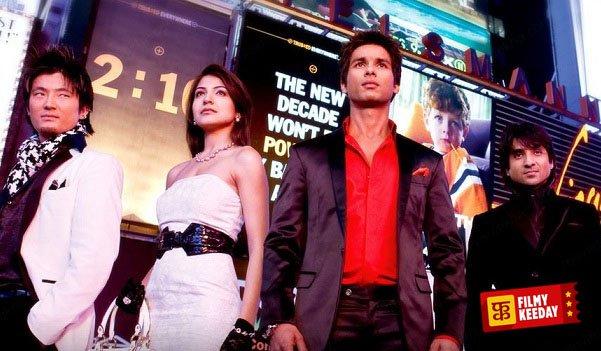 Badmaash Company Movies on Conman