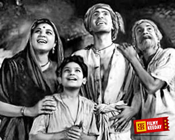 Do Beegha Zameen Balraj Sahni Film