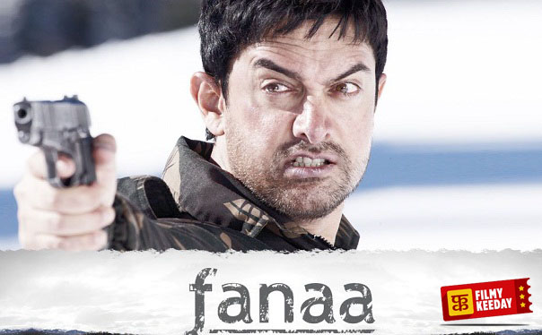 Fanaa Movie on terrorist