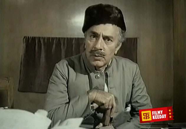 Garm Hawa Hindi Film Balraj Sahni