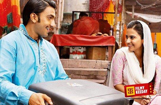 Lady Vs Ricky Bhel Hindi movie on conman