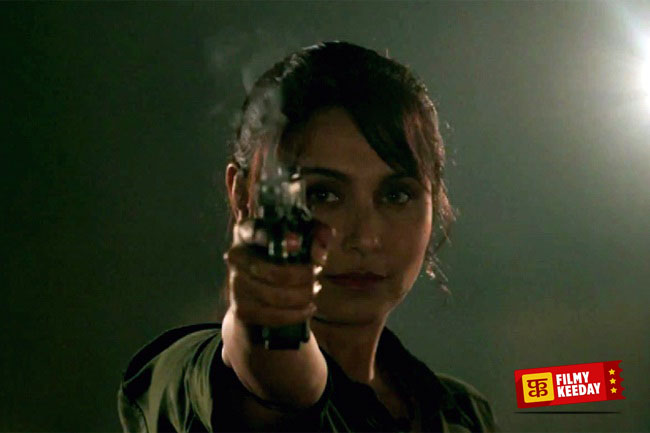 Mardaani Movie on Cops