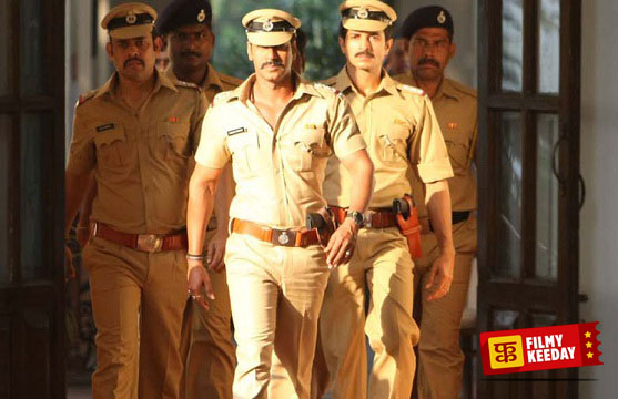 Singham Supercop of Bollywood