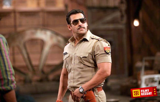 Super cop of Bollywood