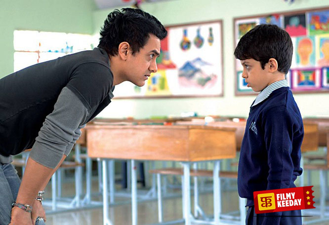 Taare Zameen Par Hindi Movie on education