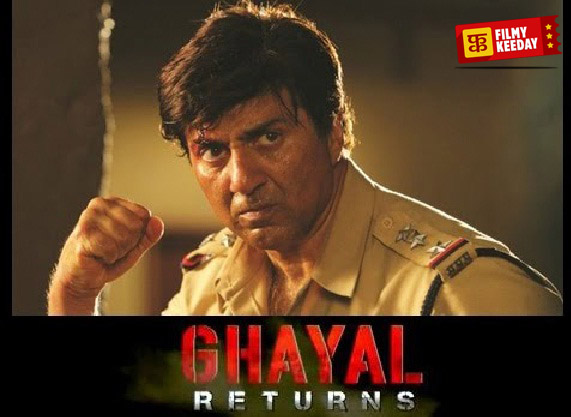 Ghayal Returns Poster
