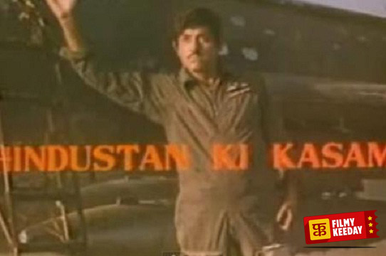 Hindustan ki Kasam Bollywood War film