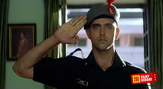 Lakshya Movie on army and Armymen