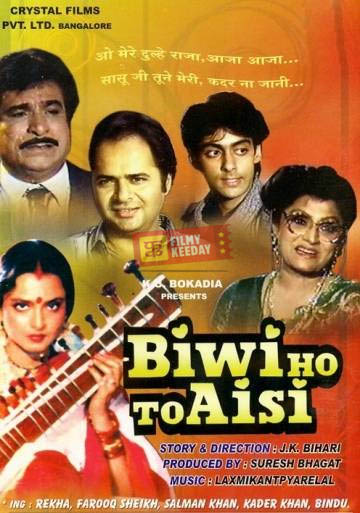 Biwi ho to aisi family drama