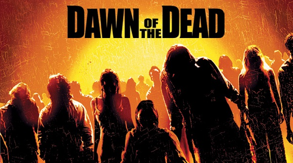 Dawn of the Dead Zombie horror movie