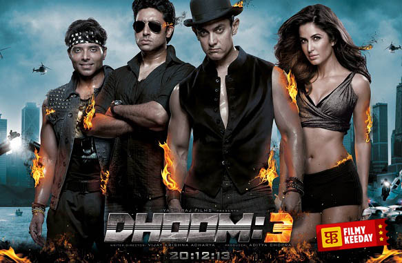 Dhoom 3 Idiotic film of Bollywood