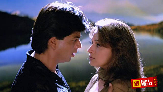 Dil to Pagal hai love stories love triangle