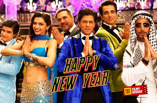 Happy new year worst Film of Bollywood