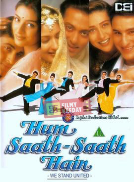Hum Sath Sath hain movie on Family Drama