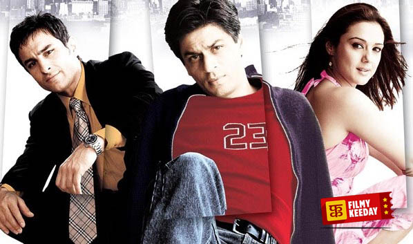 Kal ho na ho love triangle love stories of bollywood
