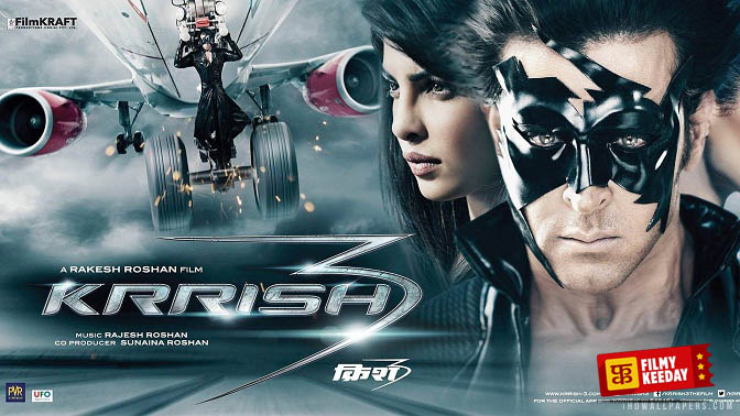 Krrish 3 Worst Film of Bollywood