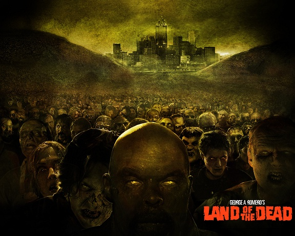 Land of the dead best zombie movie