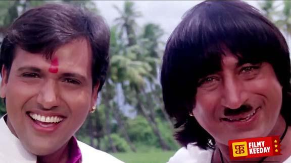 Nandu in Raja Babu Shakti Kapoor