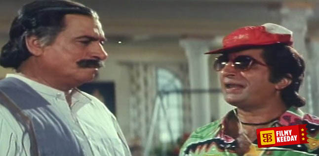 Shakti Kapoor in Coolie No 1