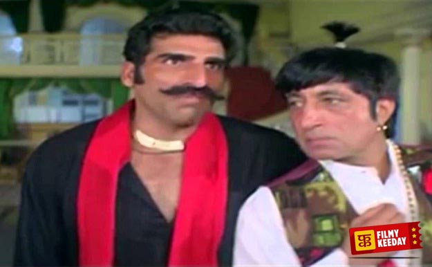 Shakti Kapoor in Gunda as Chhutiya