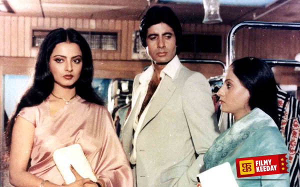 Silsila movie on love triangle Yash chopra