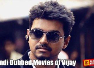 Vijay hindi Dubbed Movies
