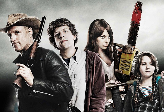 Zombieland Movie on Zombies
