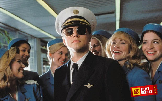 Catch me if you Can Leonardo dicaprio best film
