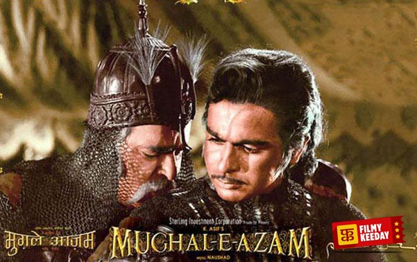 Mughal e azam movie on father son