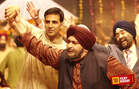 Patiala House movie on father son