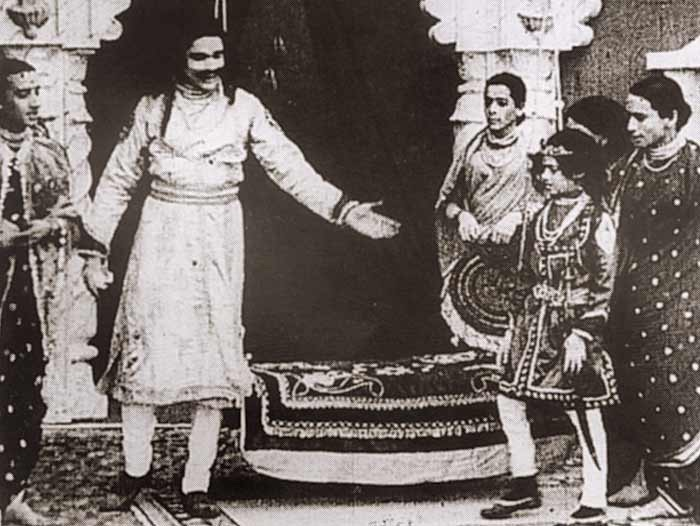 Raja Harishchandra First Indian film