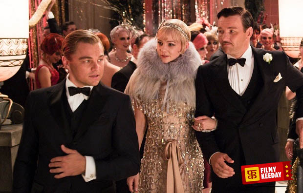 THE great gatsby best film of Leonardo