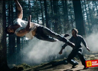 Vidyut Jamwal in Commando Stunts