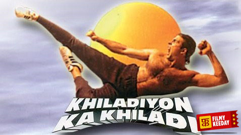 khiladiyon ka khiladi stunts and fights