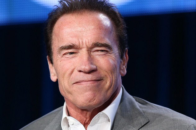 Arnold Schwarzenegger Rich Actor
